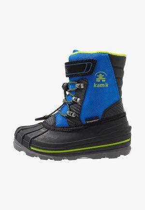 CHUCK - Winter boots - blue