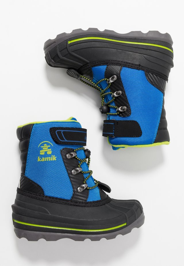 CHUCK - Snowboot/Winterstiefel - blue