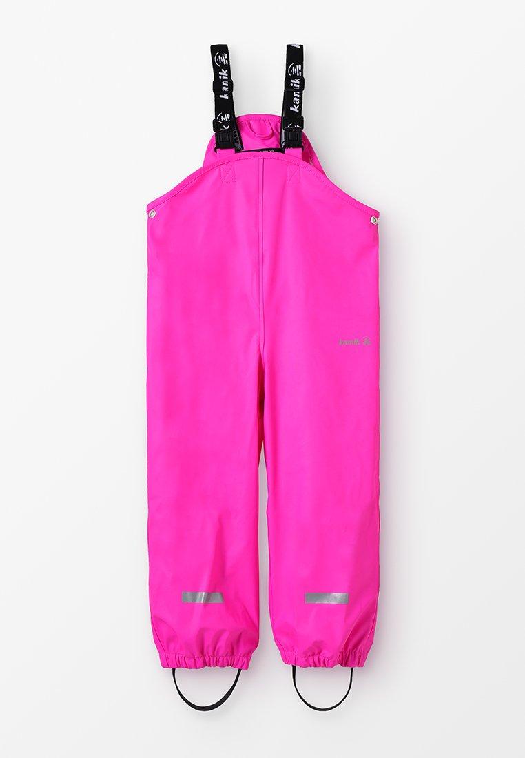 Kamik - MUDDY UIUK - Outdoor trousers - magenta neon
