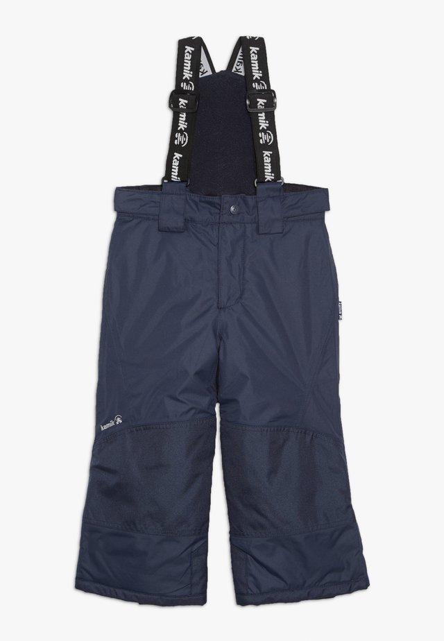 HARPER - Zimní kalhoty - cha