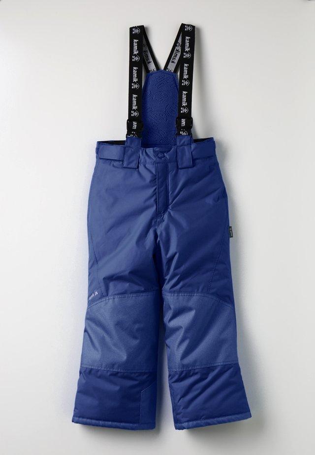 HARPER - Zimní kalhoty - navy/marine