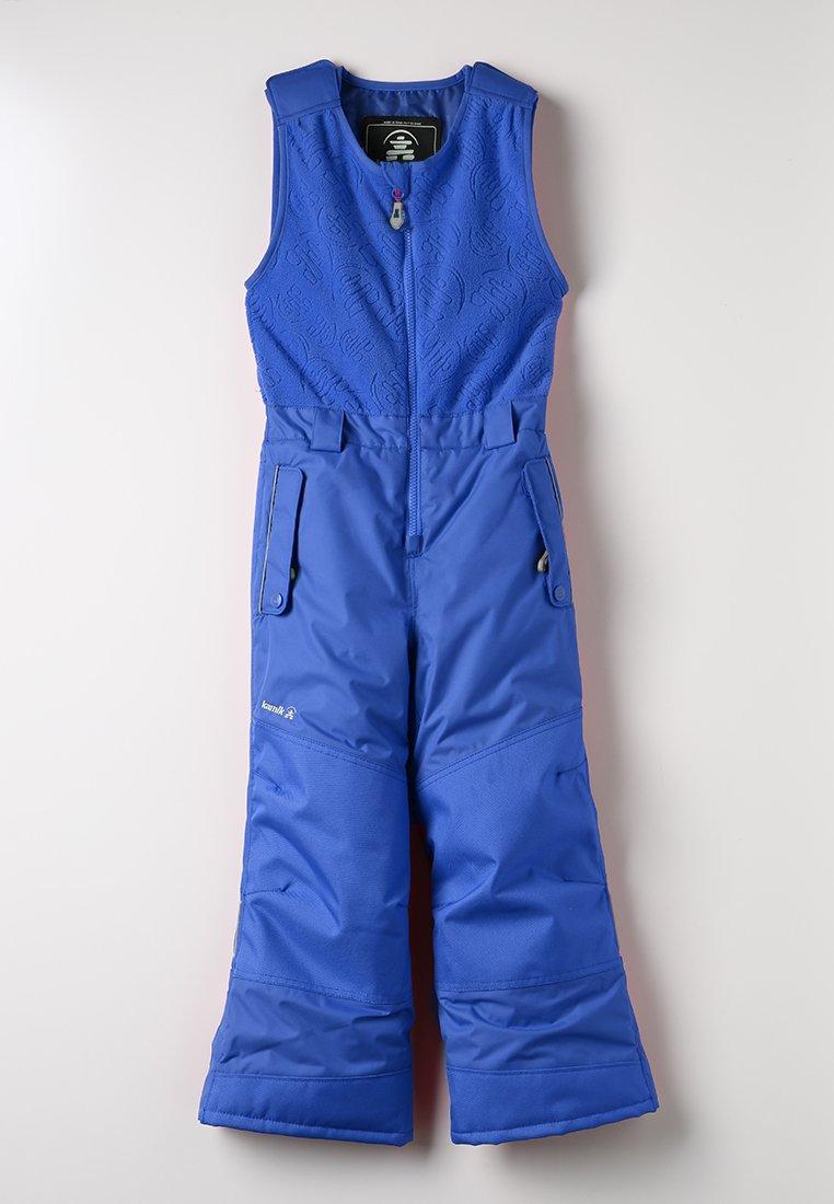 Kamik - STORMSOLID - Pantaloni da neve - blue
