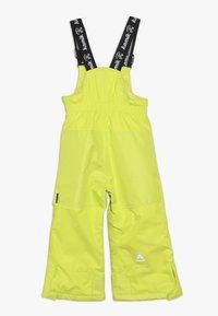 Kamik - WINKIESOLD - Snow pants - neon yellow - 1