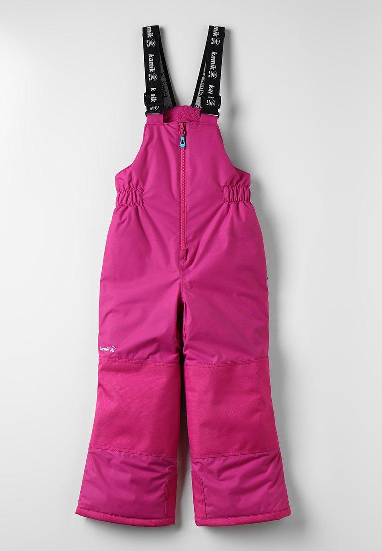 Kamik - WINKIESOLD - Snow pants - pink/rose