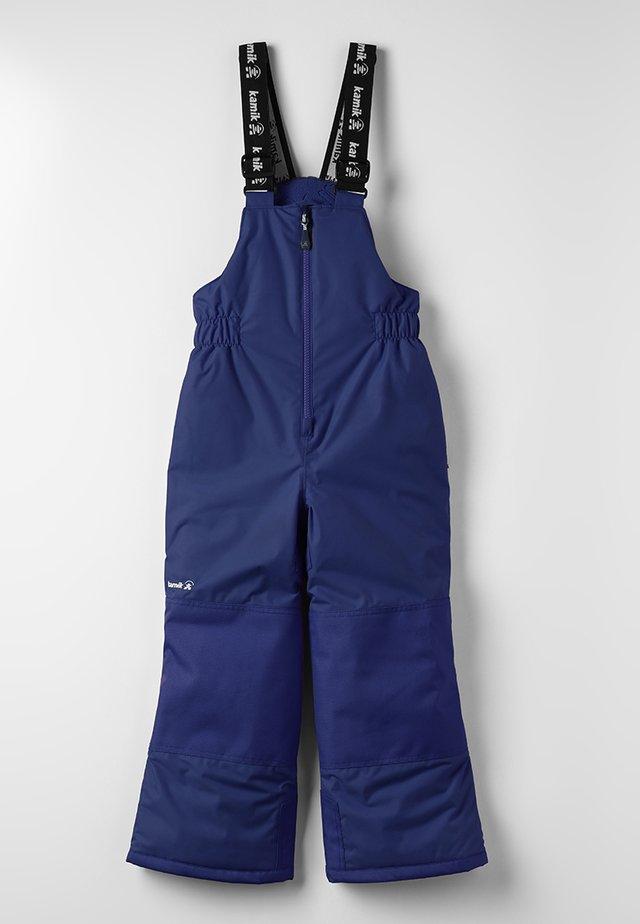 WINKIESOLD - Zimní kalhoty - navy/marine