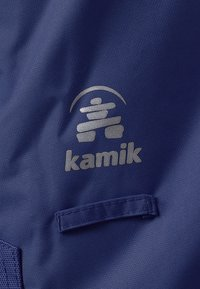 Kamik - WINKIESOLD - Zimní kalhoty - navy/marine - 3