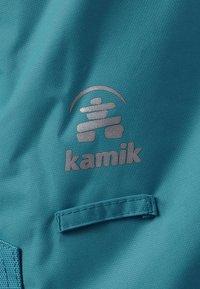Kamik - WINKIESOLD - Täckbyxor - jungle - 3