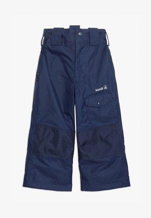 BLAZE - Outdoor trousers - navy