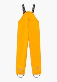 Kamik - MUDDY - Rain trousers - yellow - 1