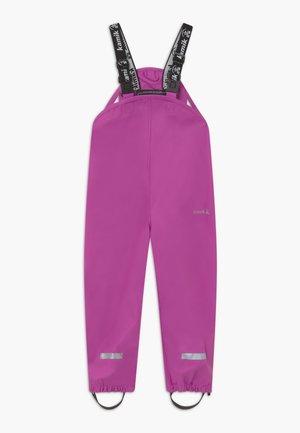 MUDDY - Rain trousers - violet
