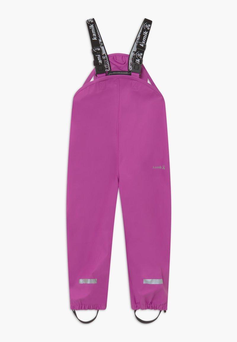 Kamik - MUDDY - Rain trousers - violet