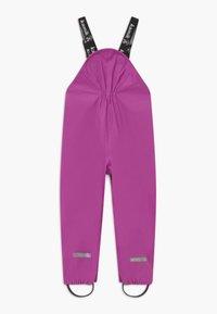 Kamik - MUDDY - Rain trousers - violet - 1