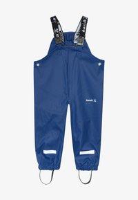Kamik - MUDDY - Rain trousers - blue - 3