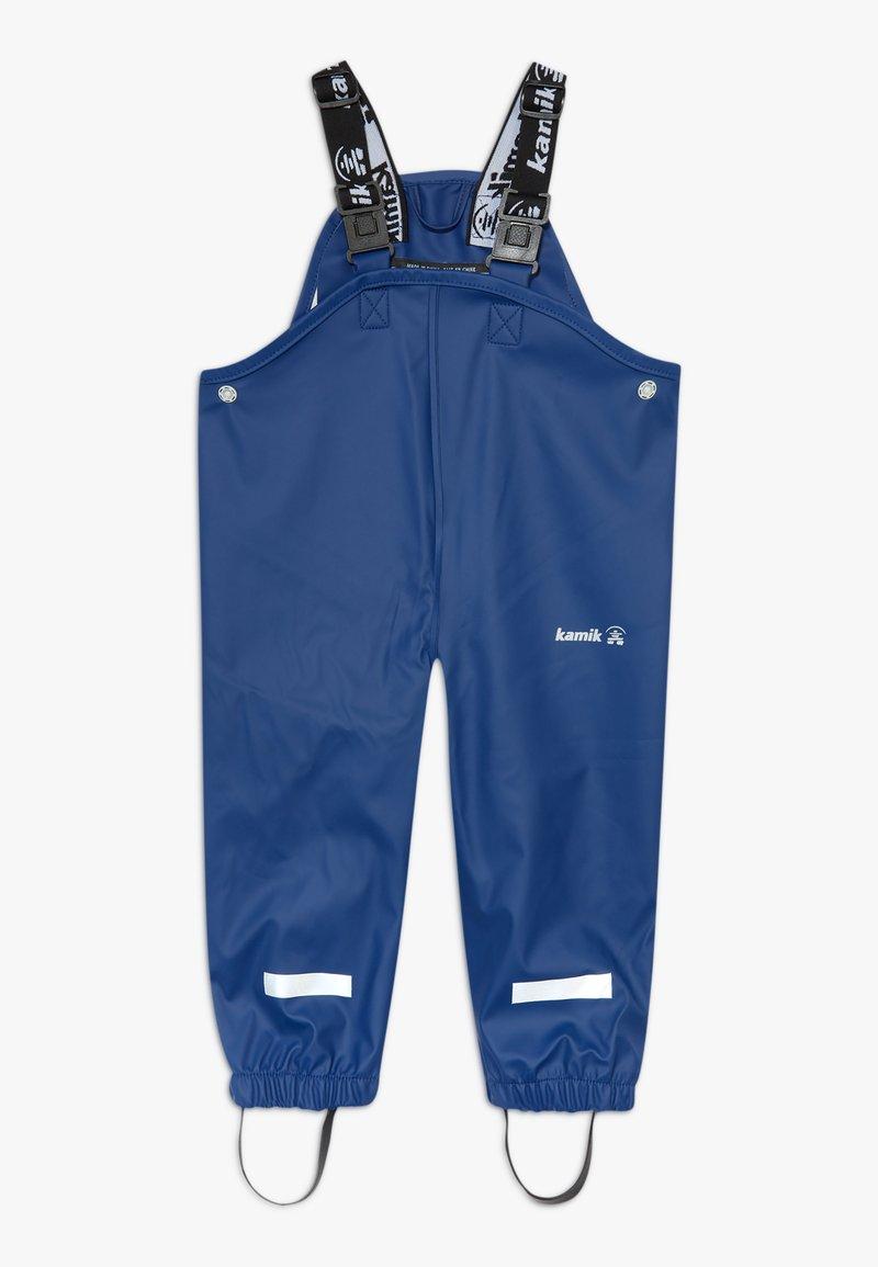 Kamik - MUDDY - Rain trousers - blue