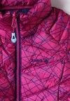 Kamik - SHINEDOWN - Down jacket - navy pink/marine rose