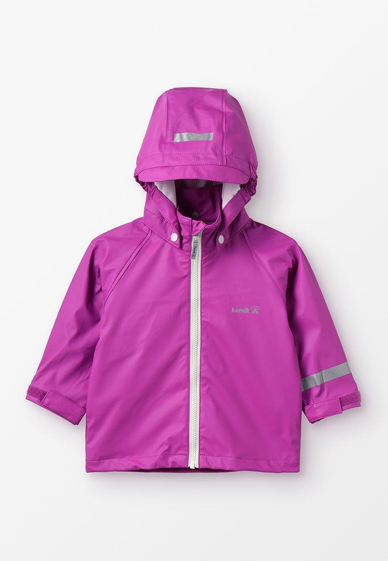 Kamik - SPOT - Waterproof jacket - vibrant viola