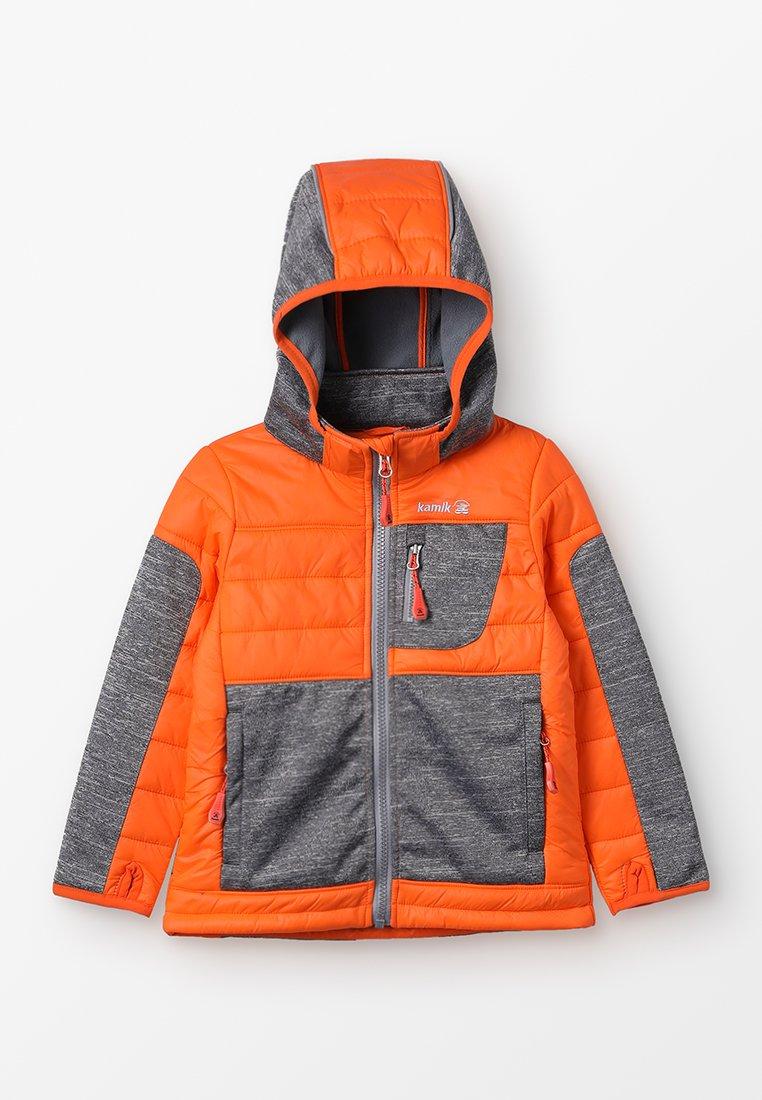 Kamik - VAUGHN HYBRIDJACKE - Outdoor jacket - orange