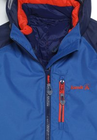 Kamik - ARCHER - Outdoor jacket - blue/dark blue - 4