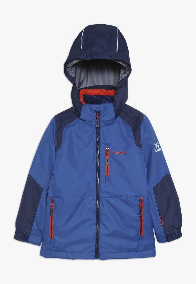 ARCHER - Outdoorová bunda - blue/dark blue