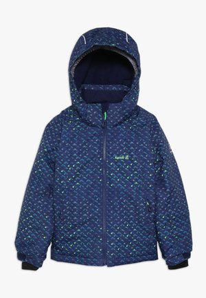 BENJI NON STOP - Winter jacket - blue