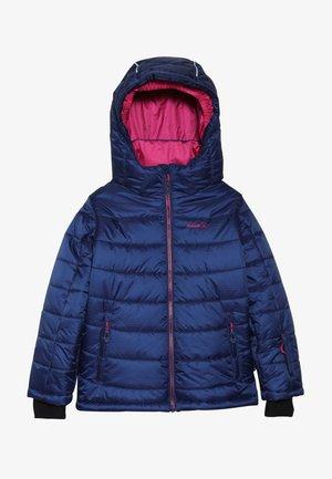 LEONA - Zimní bunda - navy