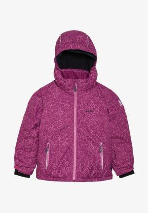TESSIE TIPTOE - Zimní bunda - berry/pink