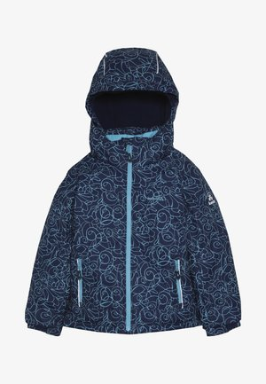 TESSIE TIPTOE - Winter jacket - dark blue/turquoise