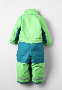 Kamik - LAZER - Snowsuit - lime/citron vert - 2