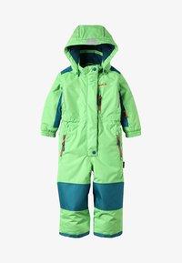 Kamik - LAZER - Snowsuit - lime/citron vert - 5