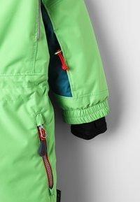 Kamik - LAZER - Snowsuit - lime/citron vert - 4