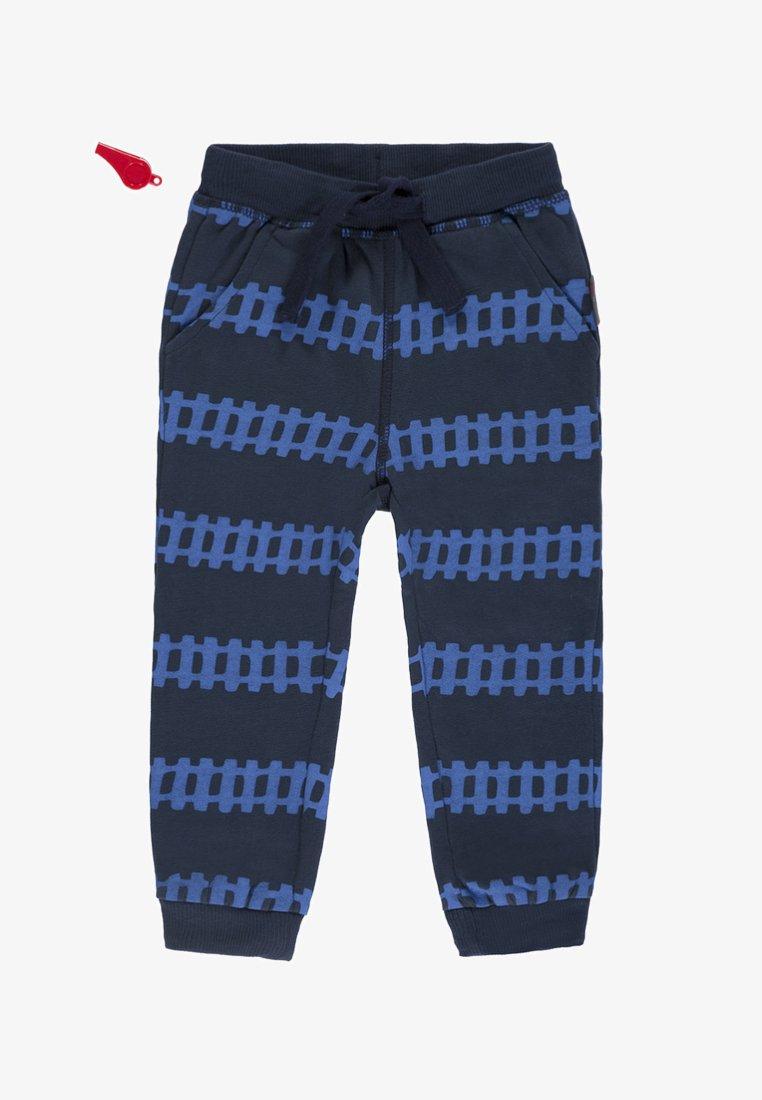 Kanz - Tracksuit bottoms - dark blue