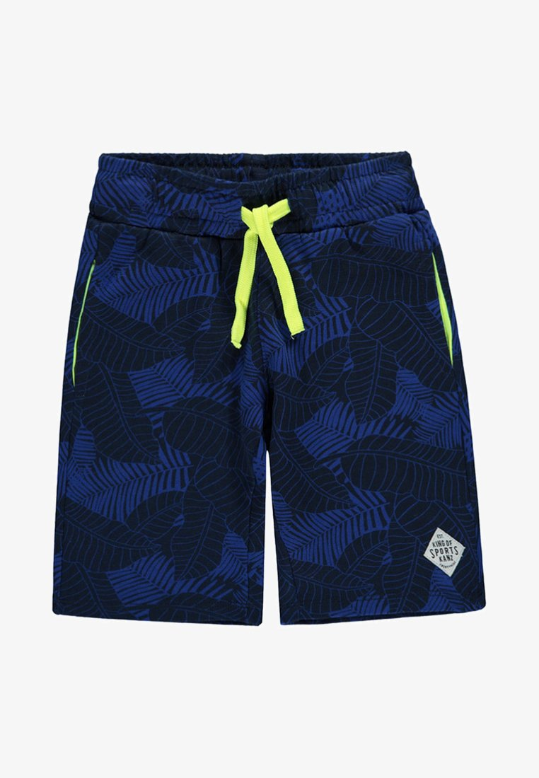 Kanz - BERMUDAS - Shorts - blue