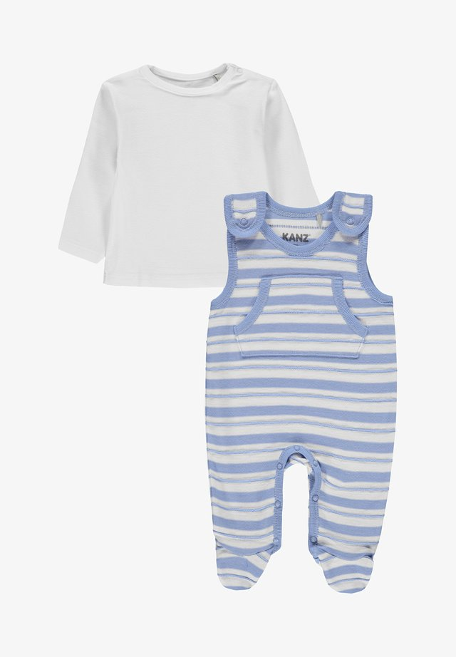 SET - Jumpsuit - light blue