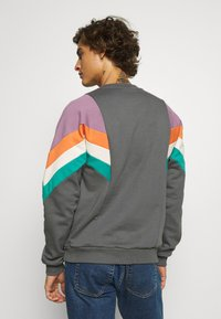 Kaotiko - CREW SEATTLE UNISEX - Sweater - dark grey