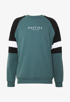 CREW HUNTER PIZARRA - Sweater - blue