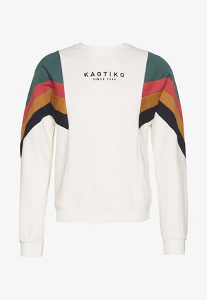 CREW SEATTLE CRUDO UNISEX - Sweater - off white