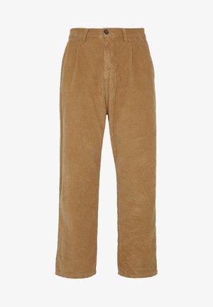PANT SWING BOB PANA - Trousers - brown