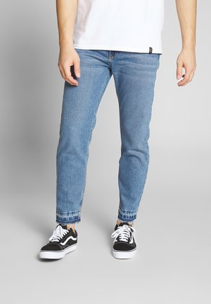PANT CROPPED  - Džíny Relaxed Fit - blue denim
