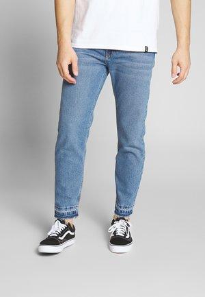 PANT CROPPED  - Jeans baggy - blue denim