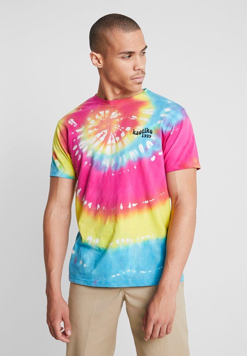 Kaotiko - T-shirt imprimé - multi coloured