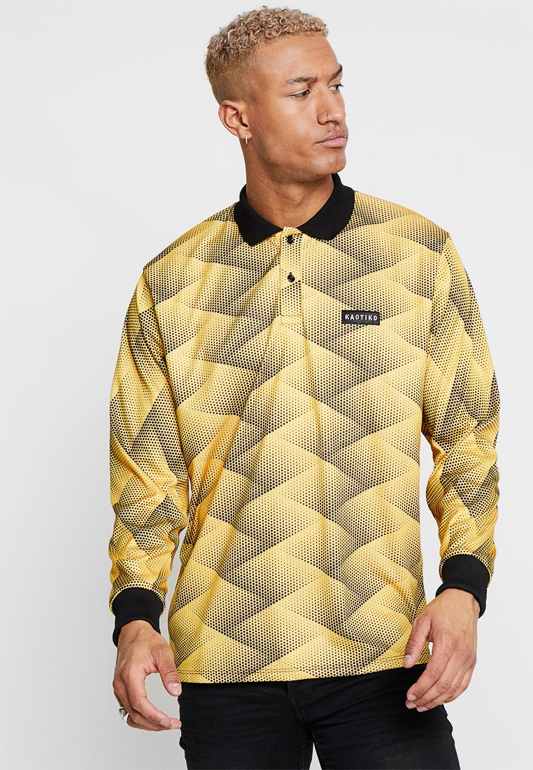 Kaotiko - Polo shirt - yellow