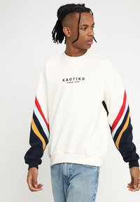 Kaotiko - Sweatshirt - white - 0