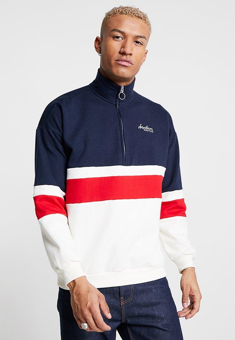 Kaotiko - Sweatshirt - blue/white/red