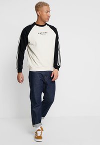 Kaotiko - Sweatshirt - white/black - 1