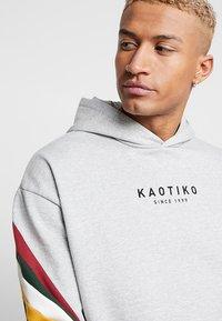 Kaotiko - Hoodie - grey - 3