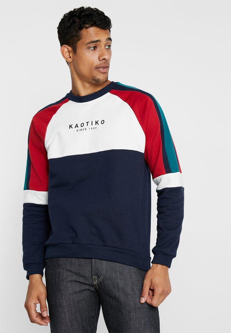 Kaotiko - Sweatshirt - blue