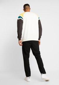 Kaotiko - Sweater - white/black - 2