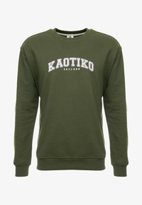 Kaotiko - Sweater - dark green - 3