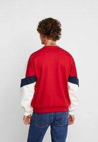 Kaotiko - Sweater - red/white - 2
