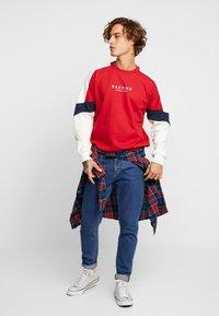 Kaotiko - Sweater - red/white - 1